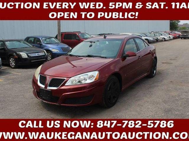 2010 Pontiac G6 w/1SB for sale in Waukegan, IL
