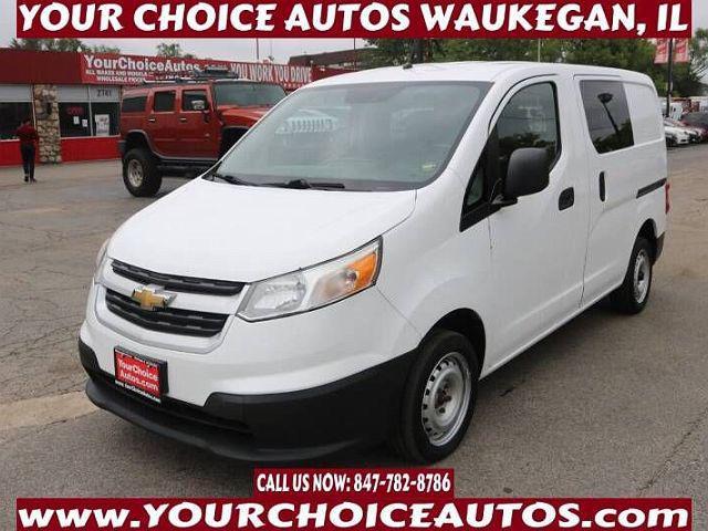 2016 Chevrolet City Express Cargo Van LT for sale in Waukegan, IL