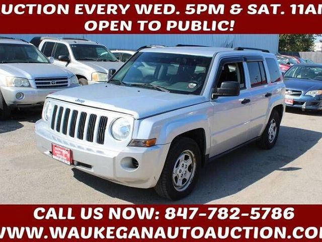 2009 Jeep Patriot Sport for sale in Waukegan, IL