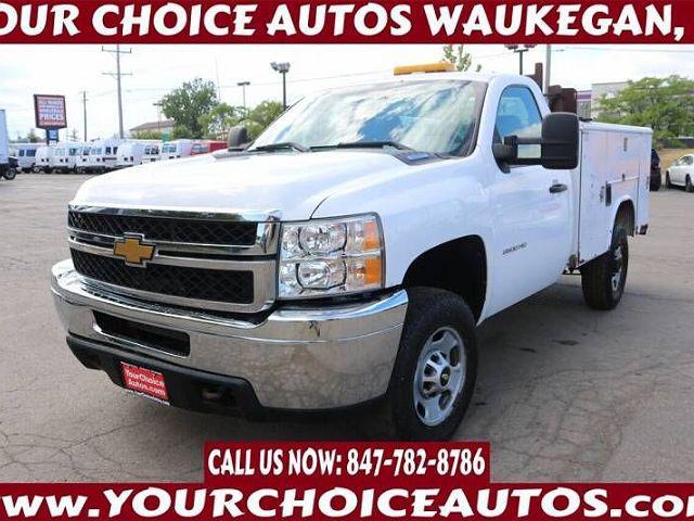 2012 Chevrolet Silverado 2500HD Work Truck for sale in Waukegan, IL