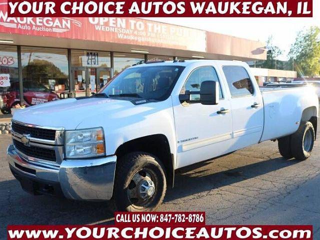 2009 Chevrolet Silverado 3500HD DRW LT for sale in Waukegan, IL