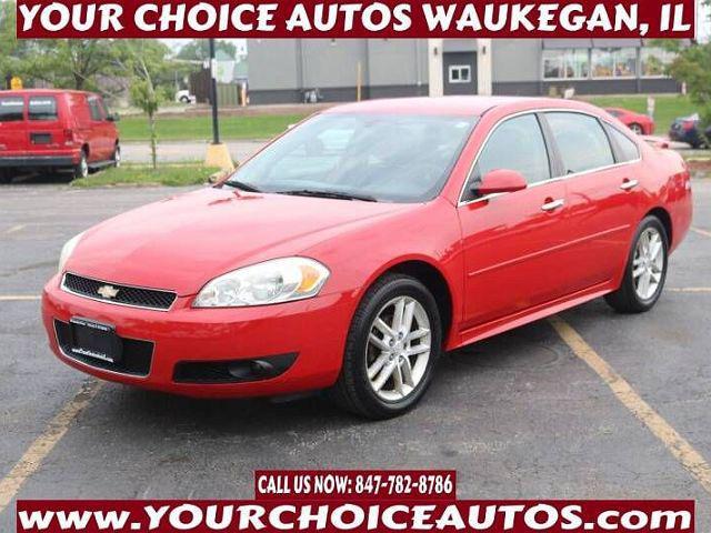 2013 Chevrolet Impala LTZ for sale in Waukegan, IL