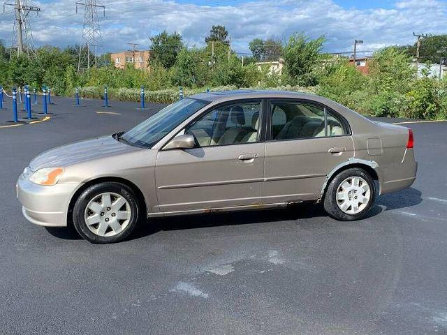 2001 Honda Civic EX for sale in Waukegan, IL