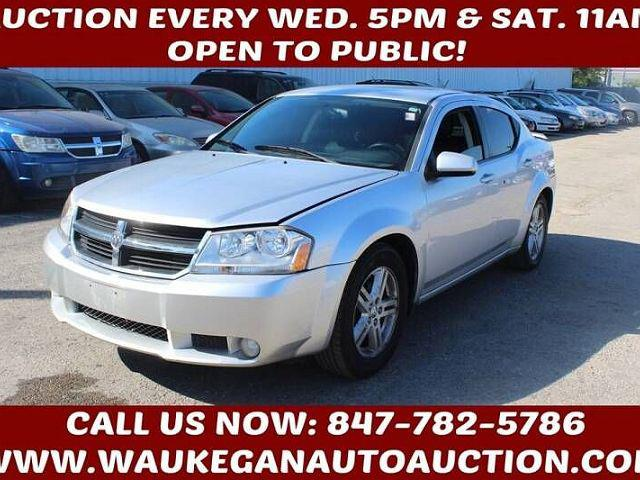 2010 Dodge Avenger R/T for sale in Waukegan, IL