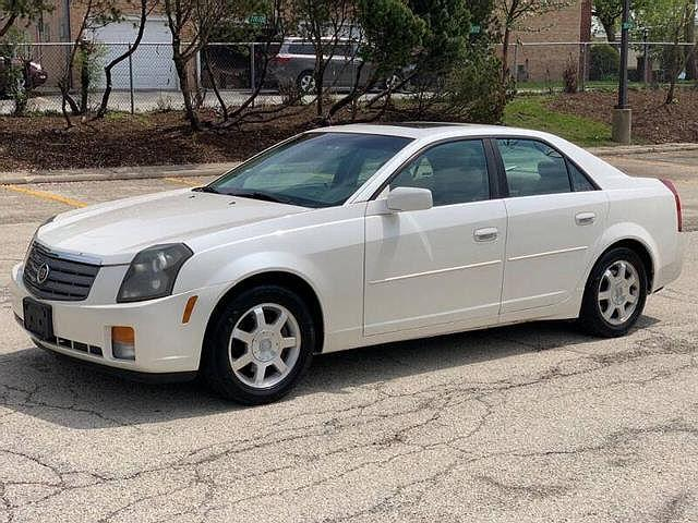 2003 Cadillac CTS 4dr Sdn for sale in Waukegan, IL