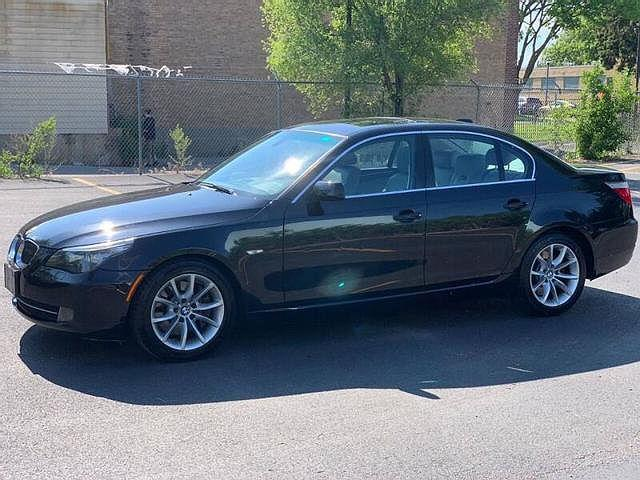 2008 BMW 5 Series 550i for sale in Waukegan, IL