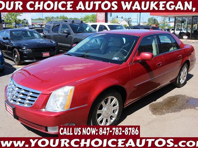2010 Cadillac DTS w/1SA for sale in Waukegan, IL