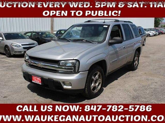 2004 Chevrolet TrailBlazer LT for sale in Waukegan, IL