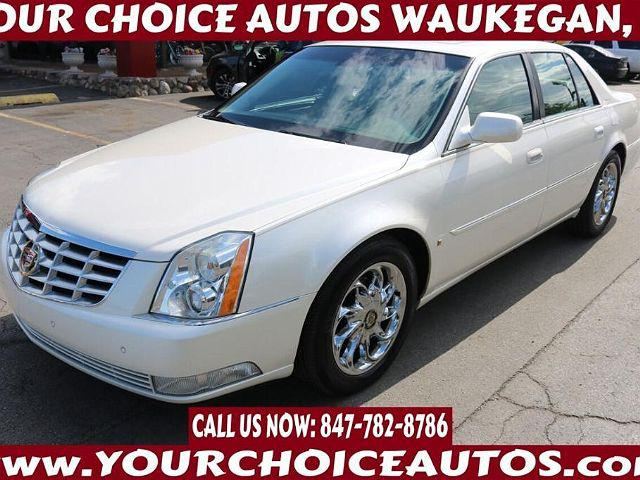 2009 Cadillac DTS w/1SD for sale in Waukegan, IL