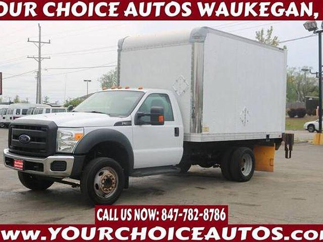 2016 Ford F-550 XL/XLT for sale in Waukegan, IL