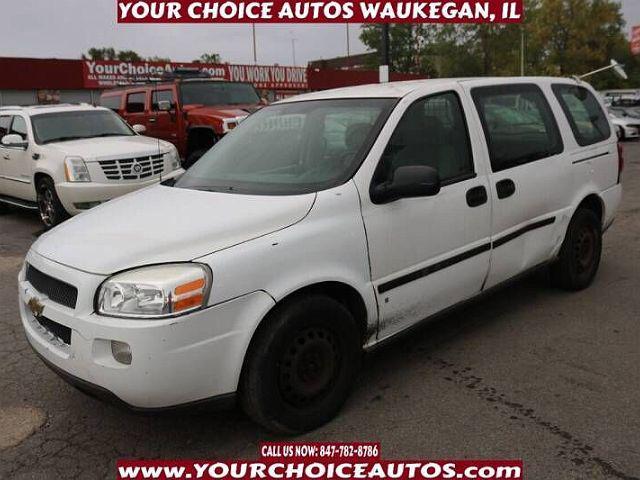 "2008 Chevrolet Uplander Cargo Van 121"" WB for sale in Waukegan, IL"