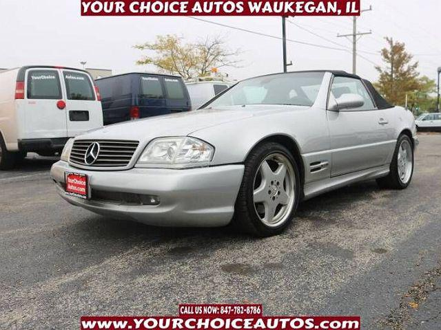 2000 Mercedes-Benz SL-Class 2dr Roadster 5.0L for sale in Waukegan, IL