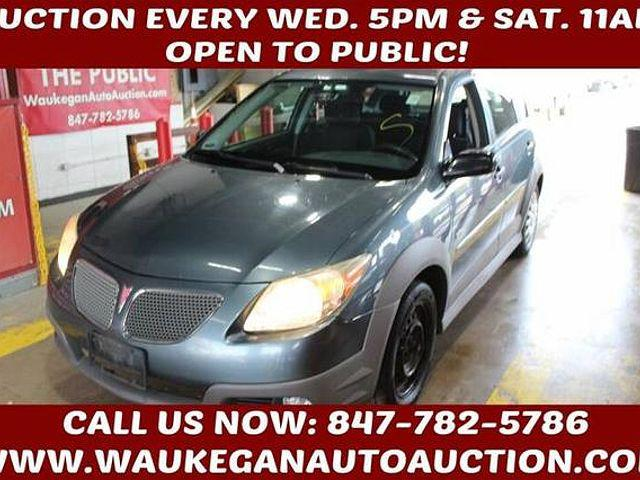 2006 Pontiac Vibe 4dr HB FWD for sale in Waukegan, IL