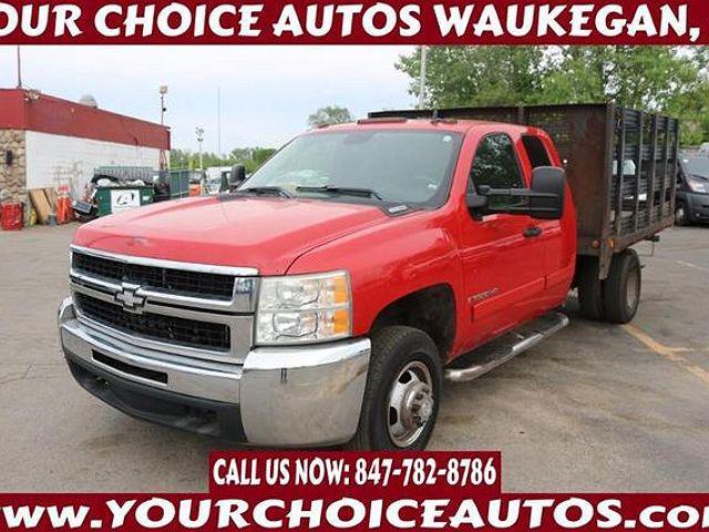 2007 Chevrolet Silverado 3500HD LT1 for sale in Waukegan, IL