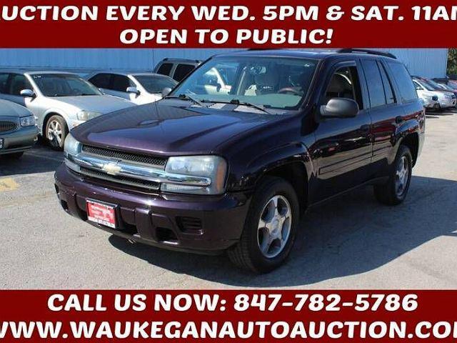 2008 Chevrolet TrailBlazer Fleet w/2FL for sale in Waukegan, IL