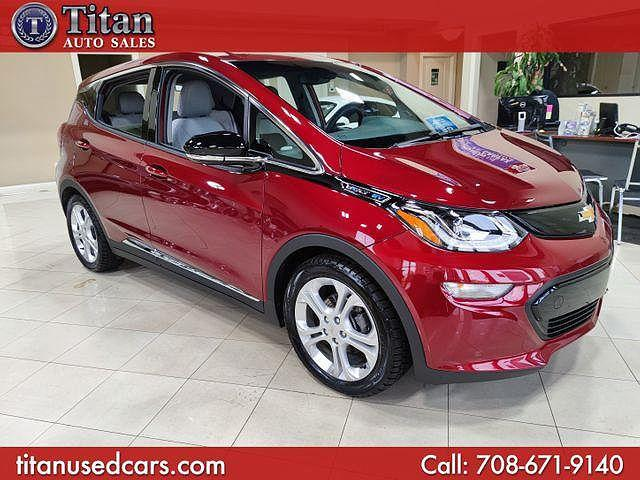 2017 Chevrolet Bolt EV LT for sale in Worth, IL