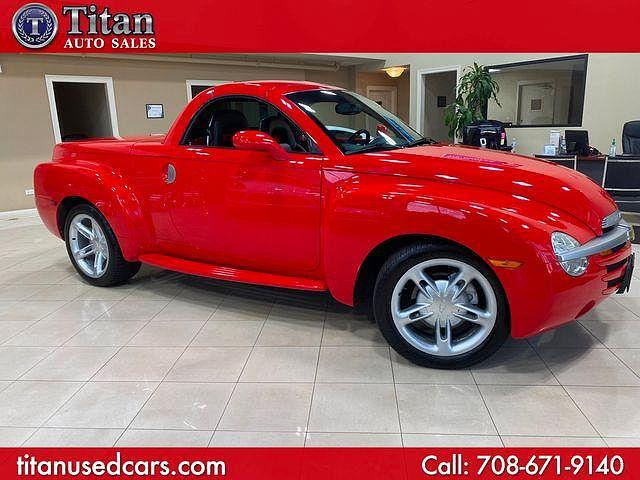 2003 Chevrolet SSR LS for sale in Worth, IL