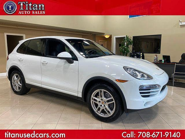 2013 Porsche Cayenne AWD 4dr Tiptronic for sale in Worth, IL