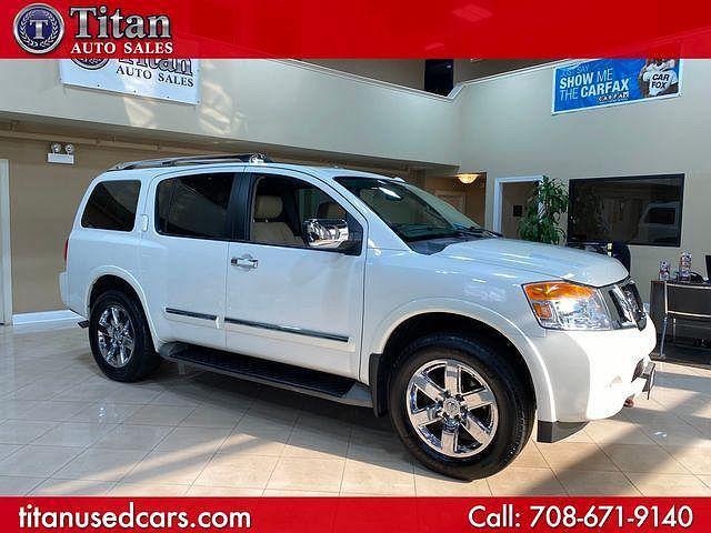 2013 Nissan Armada Platinum for sale in Worth, IL