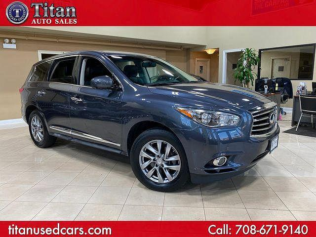 2013 INFINITI JX35 AWD 4dr for sale in Worth, IL