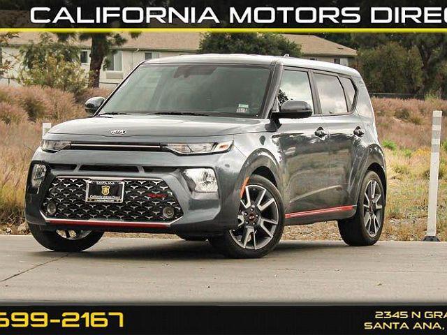 2020 Kia Soul GT-Line for sale in Santa Ana, CA