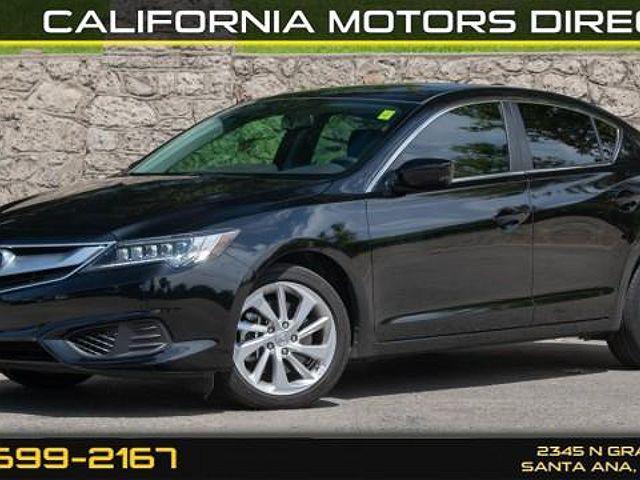 2018 Acura ILX w/Premium Pkg/w/Technology Plus Pkg for sale in Santa Ana, CA