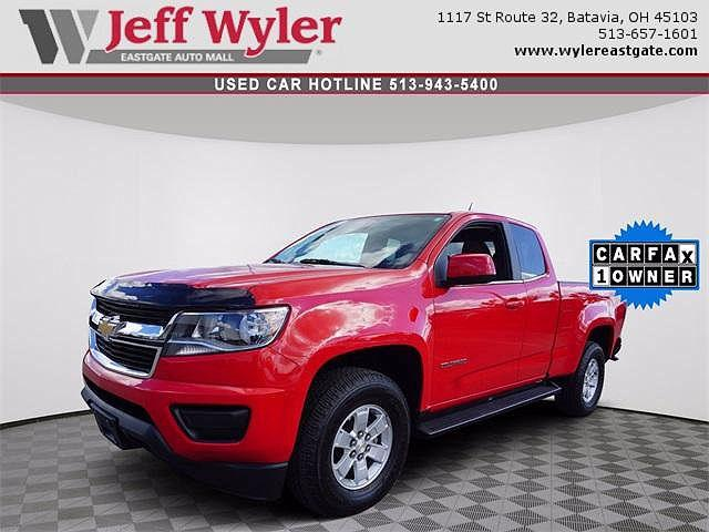 2019 Chevrolet Colorado 2WD Work Truck for sale in Batavia, OH