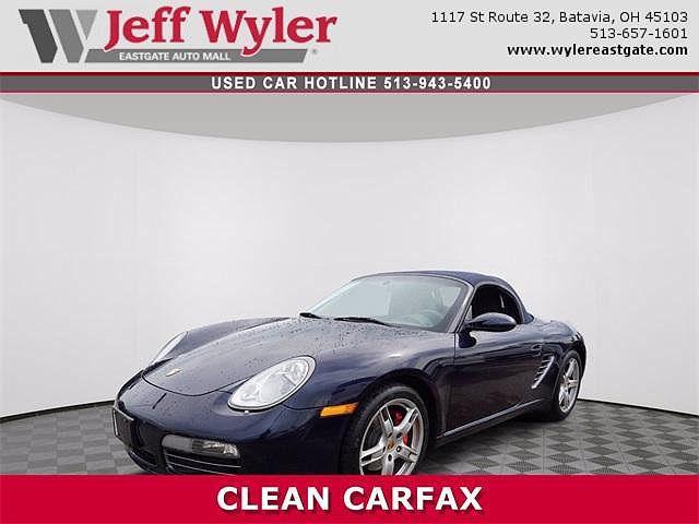 2007 Porsche Boxster S for sale in Batavia, OH