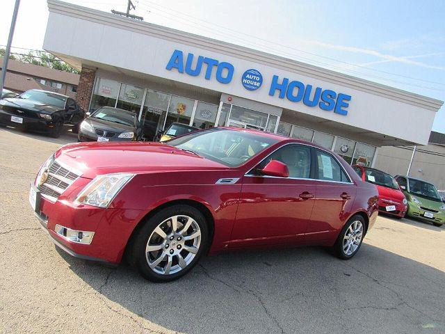 2008 Cadillac CTS AWD w/1SA for sale in Downers Grove, IL