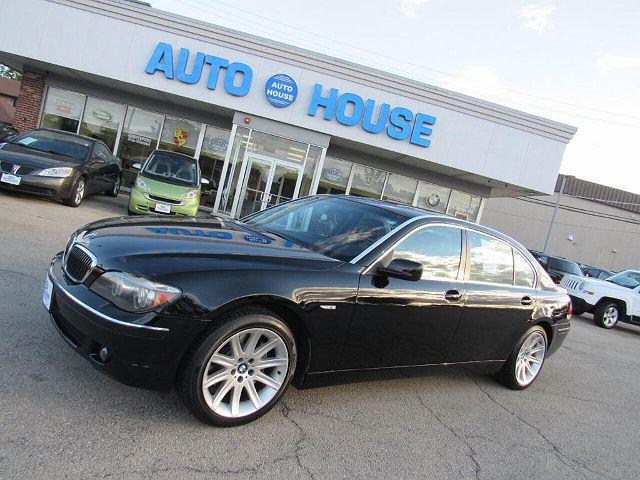 2006 BMW 7 Series 750Li for sale in Downers Grove, IL