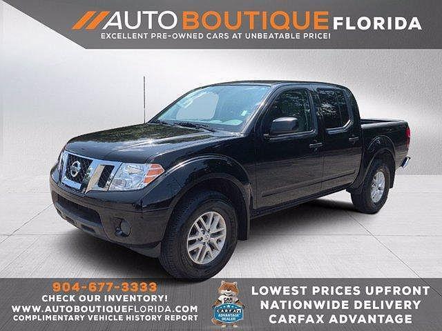 2019 Nissan Frontier SV for sale in Jacksonville, FL