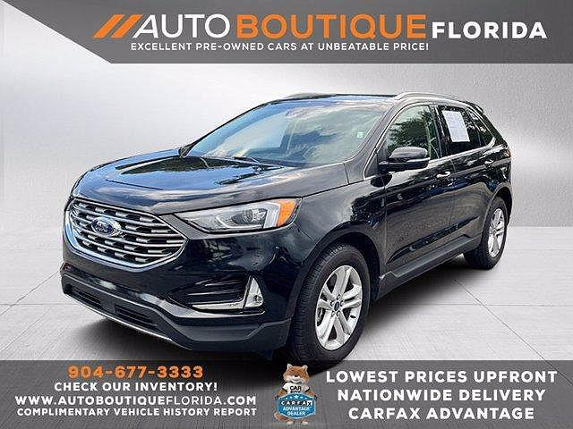 2019 Ford Edge SEL for sale in Jacksonville, FL