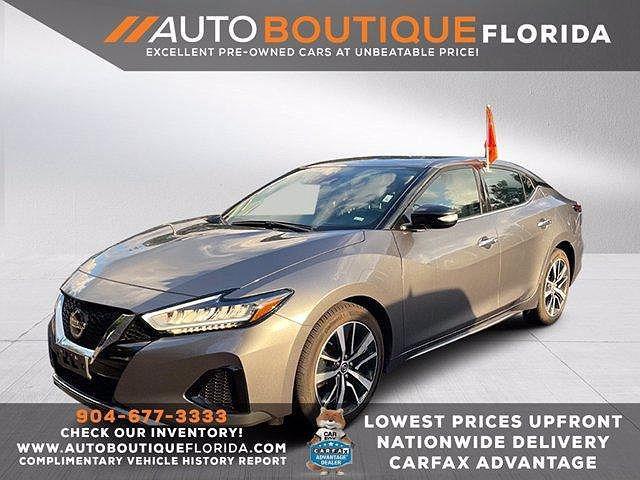 2021 Nissan Maxima SV for sale in Jacksonville, FL