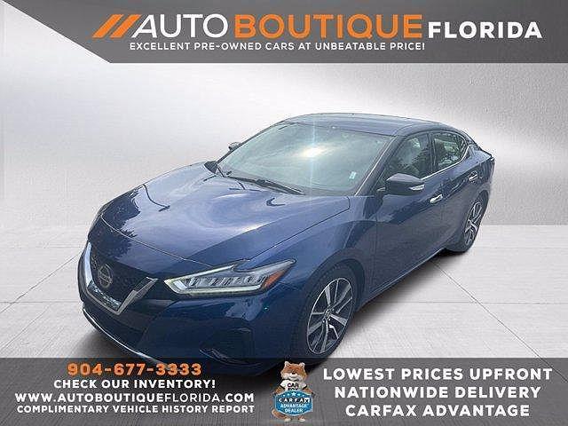 2019 Nissan Maxima SV for sale in Jacksonville, FL