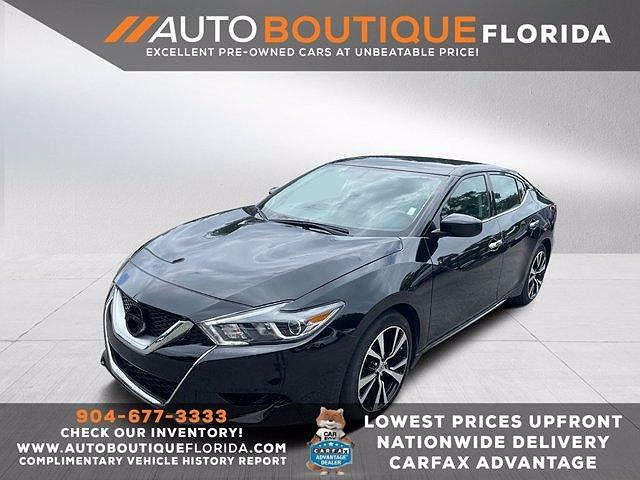 2017 Nissan Maxima S for sale in Jacksonville, FL