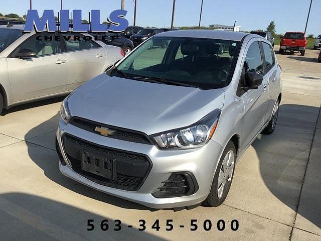2018 Chevrolet Spark LS for sale in Davenport, IA