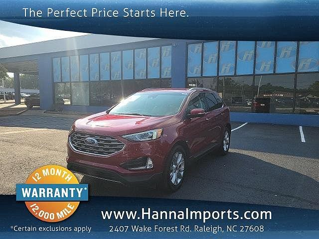 2019 Ford Edge Titanium for sale in Raleigh, NC