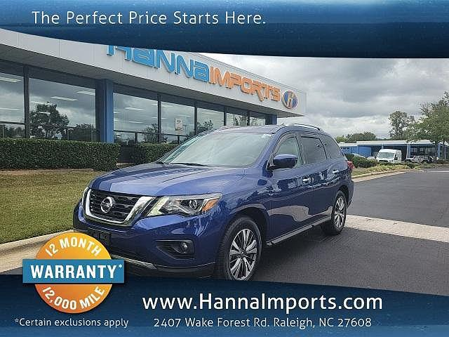 2019 Nissan Pathfinder SL for sale in Raleigh, NC