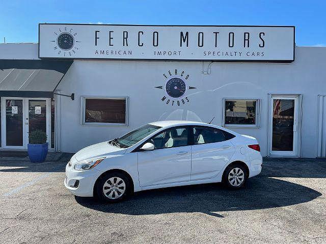 2016 Hyundai Accent SE for sale in Miami, FL