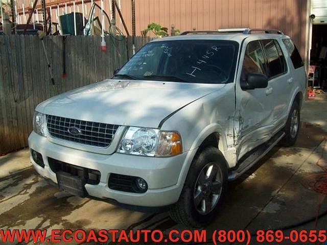 2004 Ford Explorer Limited for sale in Bedford, VA