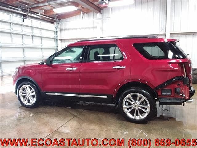 2019 Ford Explorer Limited for sale in Bedford, VA