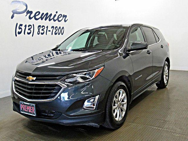 2019 Chevrolet Equinox LT for sale in Milford, OH