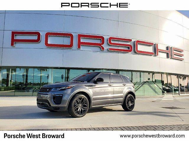 2017 Land Rover Range Rover Evoque HSE Dynamic for sale in Davie, FL