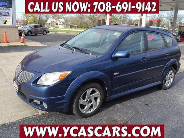 2008 Pontiac Vibe 4dr HB for sale in Posen, IL