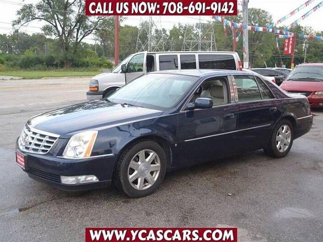 2007 Cadillac DTS V8 for sale in Posen, IL