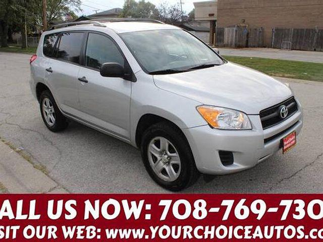 2010 Toyota RAV4 FWD 4dr 4-cyl 4-Spd AT (Natl) for sale in Posen, IL