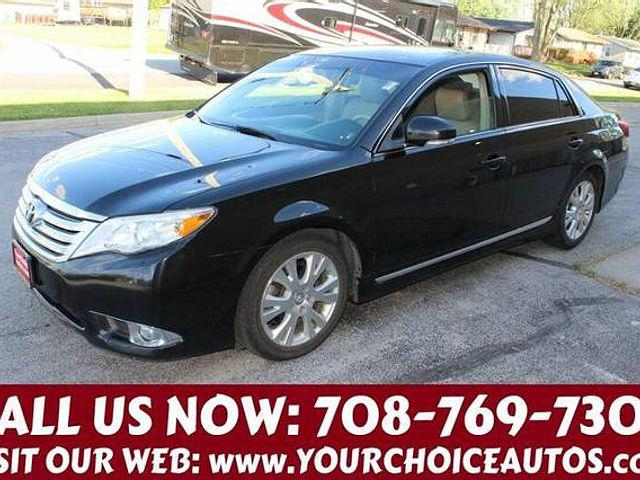 2011 Toyota Avalon Limited for sale in Posen, IL