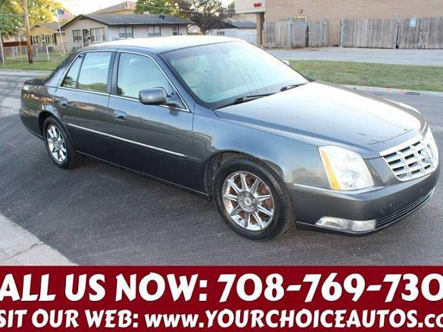 2011 Cadillac DTS for sale near Posen, IL