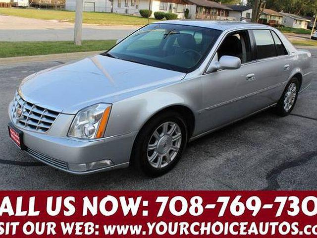 2009 Cadillac DTS w/1SA for sale in Posen, IL