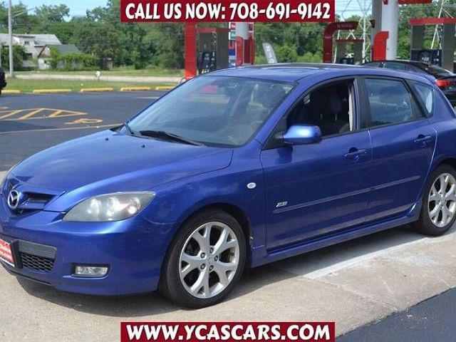 2007 Mazda Mazda3 s Touring for sale in Posen, IL
